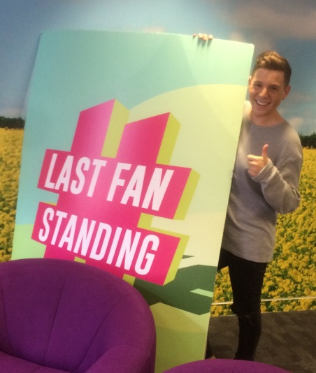 Last Fan Standing Campaign for the BoxPlus Network