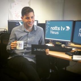 Notts TV News Reporter