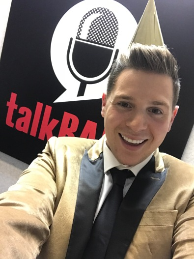 Oscars night 2018 at talkRADIO towers