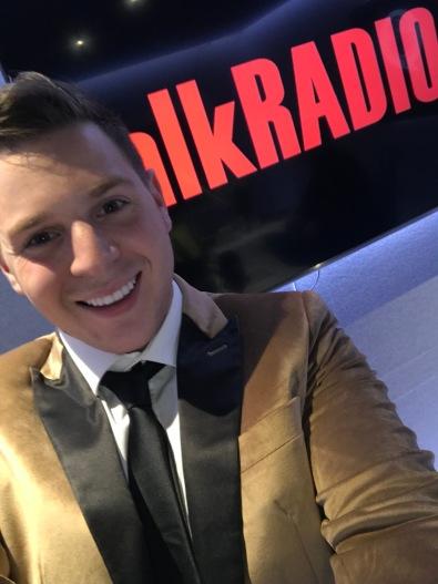 Oscar 2018 night on talkRADIO