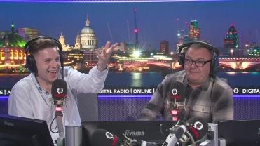 On-Air with Paul Ross on talkRADIO
