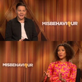One-on-one with Gugu Mbatha-Raw