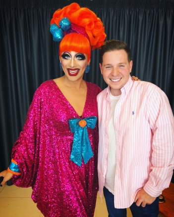 Going one-on-one with Bianca Del Rio