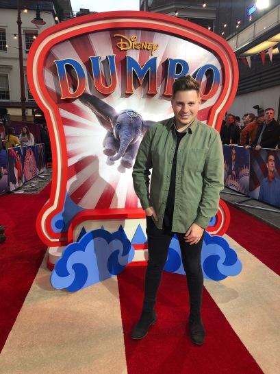 The UK Premiere of Disney's Dumbo